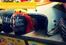 BELL HELMETS LAUNCH