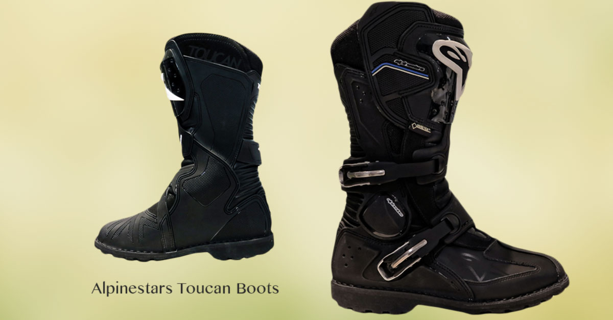 Adventure Boots: 3 Alpinestars boots you need to know about