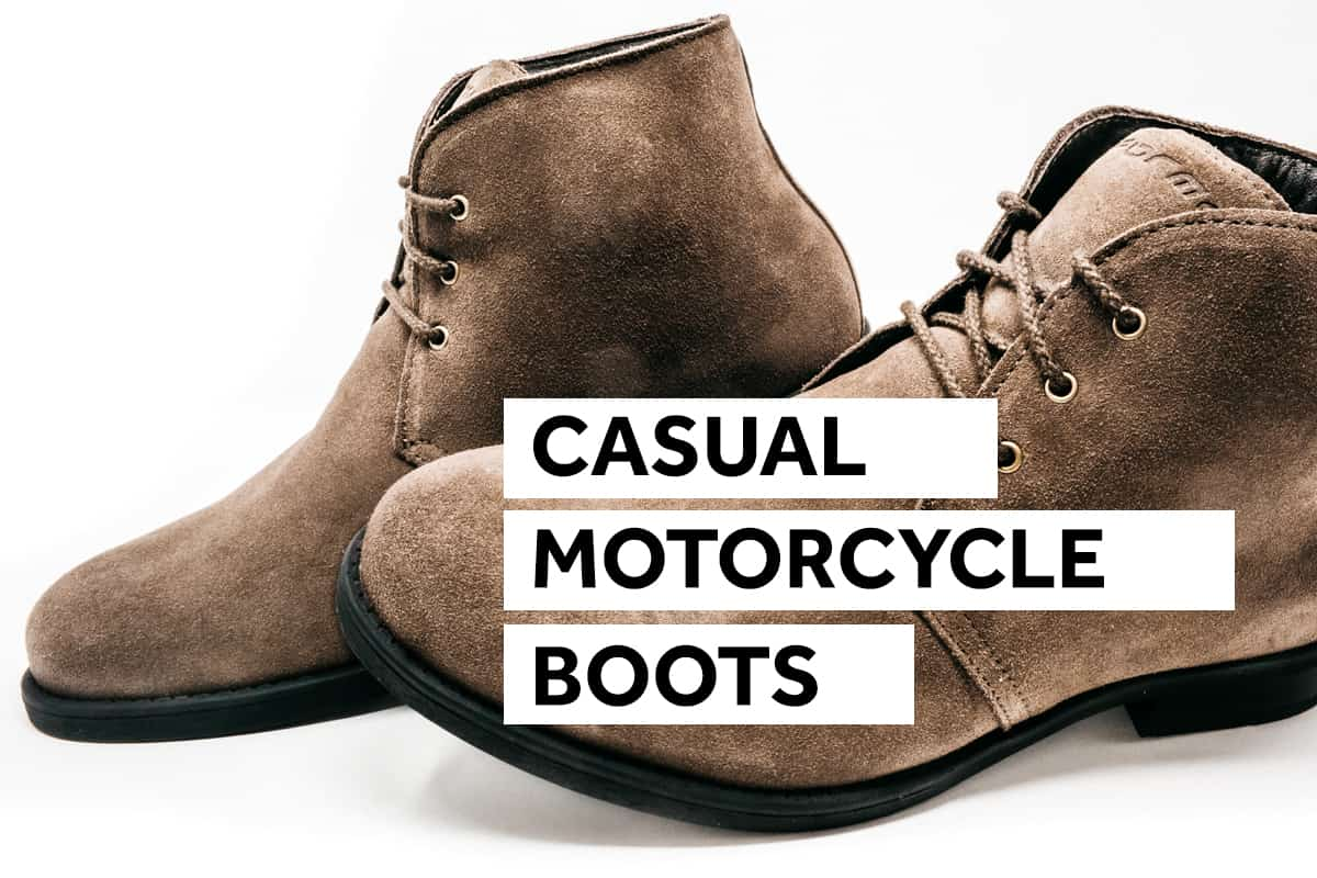 Casual Motorcycle Boots: The top 10