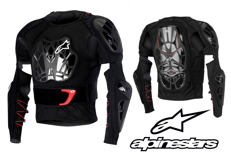 Alpinestars Bionic Jackets for Off-Road
